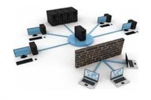 servidor de proxy e firewall